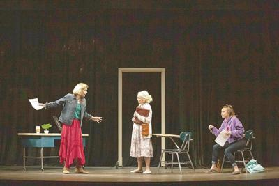 Theater Review: Four one-acts do not a play make in 'What We May Be' at Berkshire Theatre Group