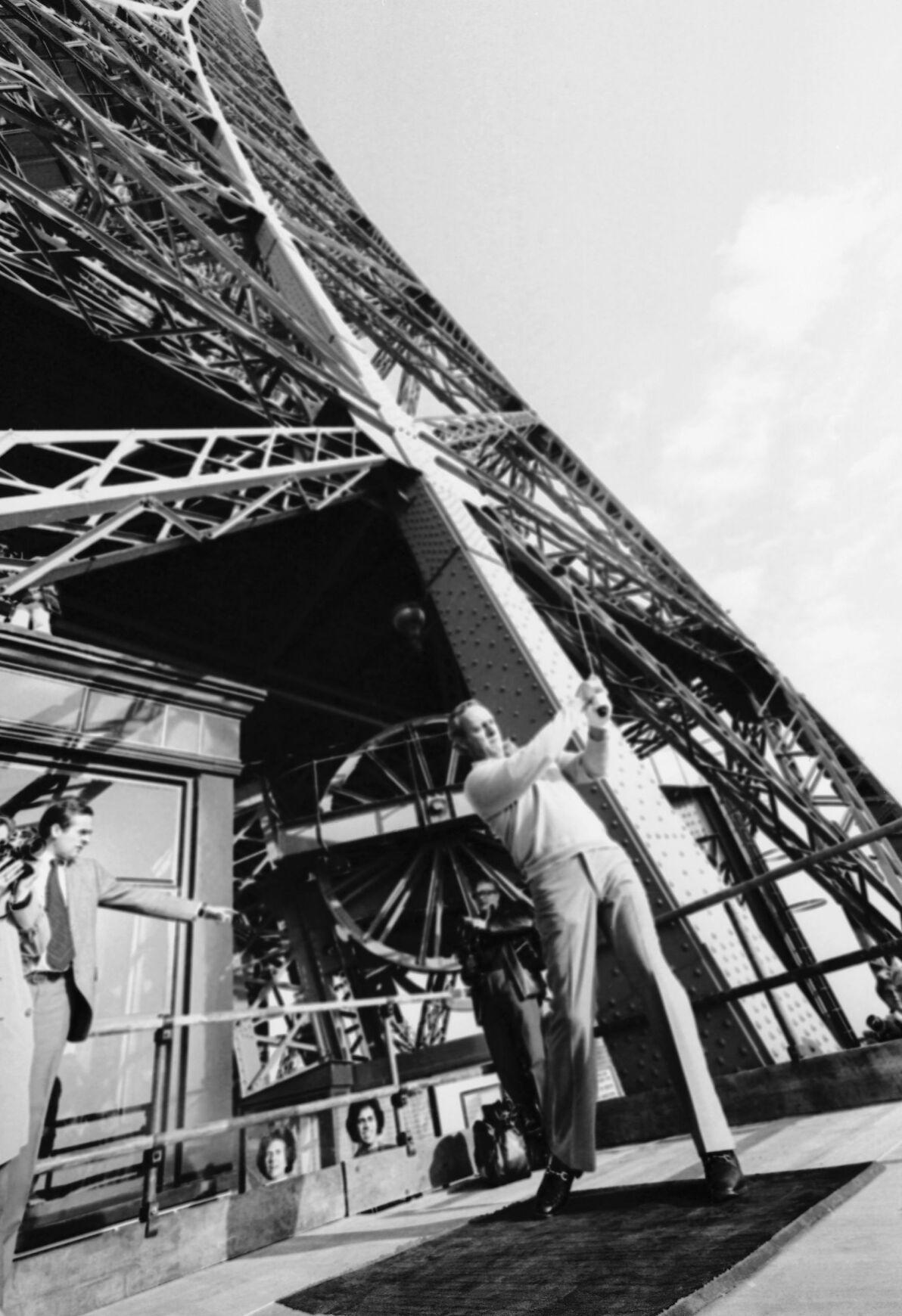 Eiffel Tower Palmer