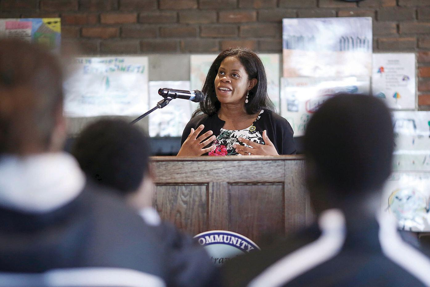 Women of Color Giving Circle honors Berkshire County graduates of color