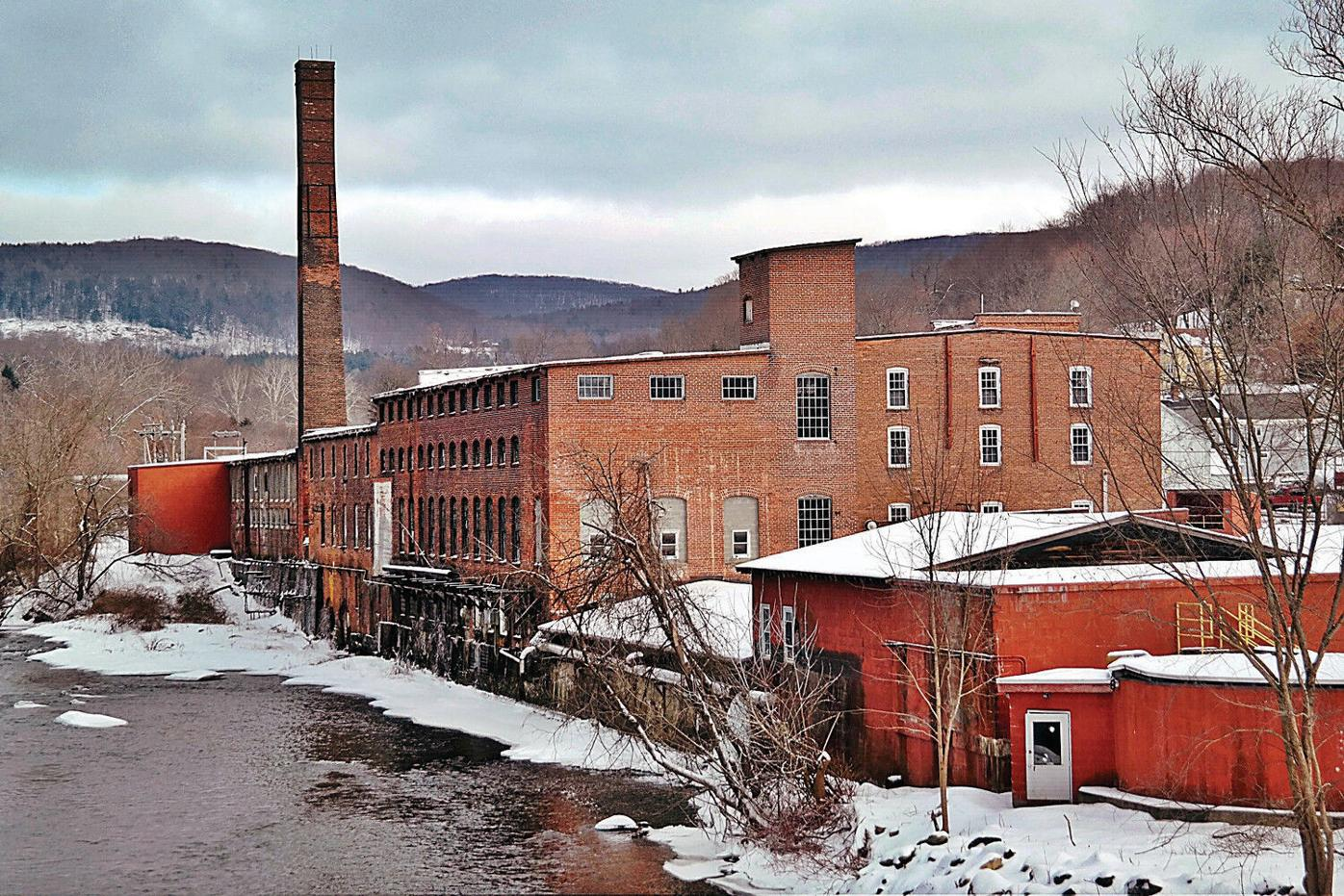 Progress for the Eagle Mill: Property secured, contractor on board