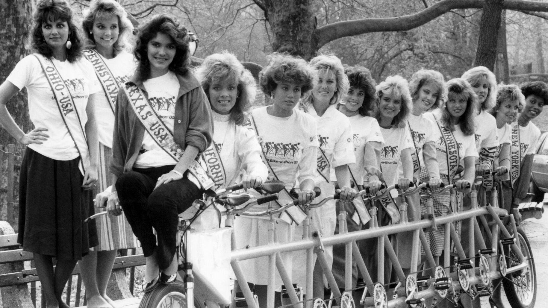 Miss USA 1985