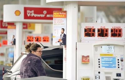Gas prices see a holiday spike