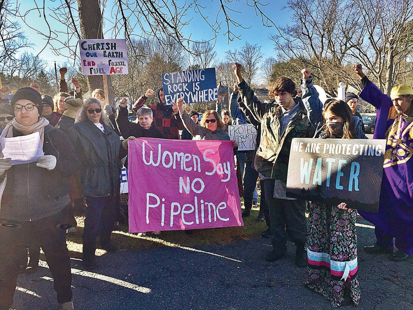 14 more Otis State Forest pipeline protesters get their day in court
