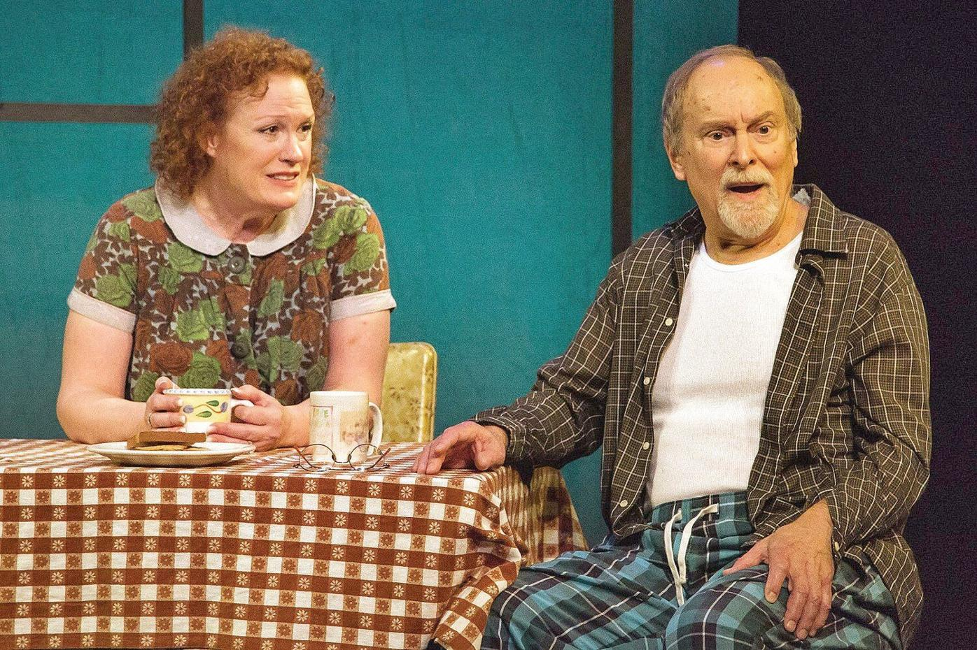 There's more than meets the eye when it comes to Barrington Stage Company's 10X10 New Play Festival