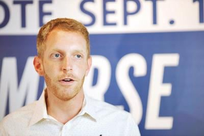 Morse cites link between allegations, state party volunteer