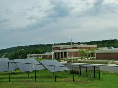 Hoosac Valley Middle and High School will host the Cheshire  annual town meeting June 14