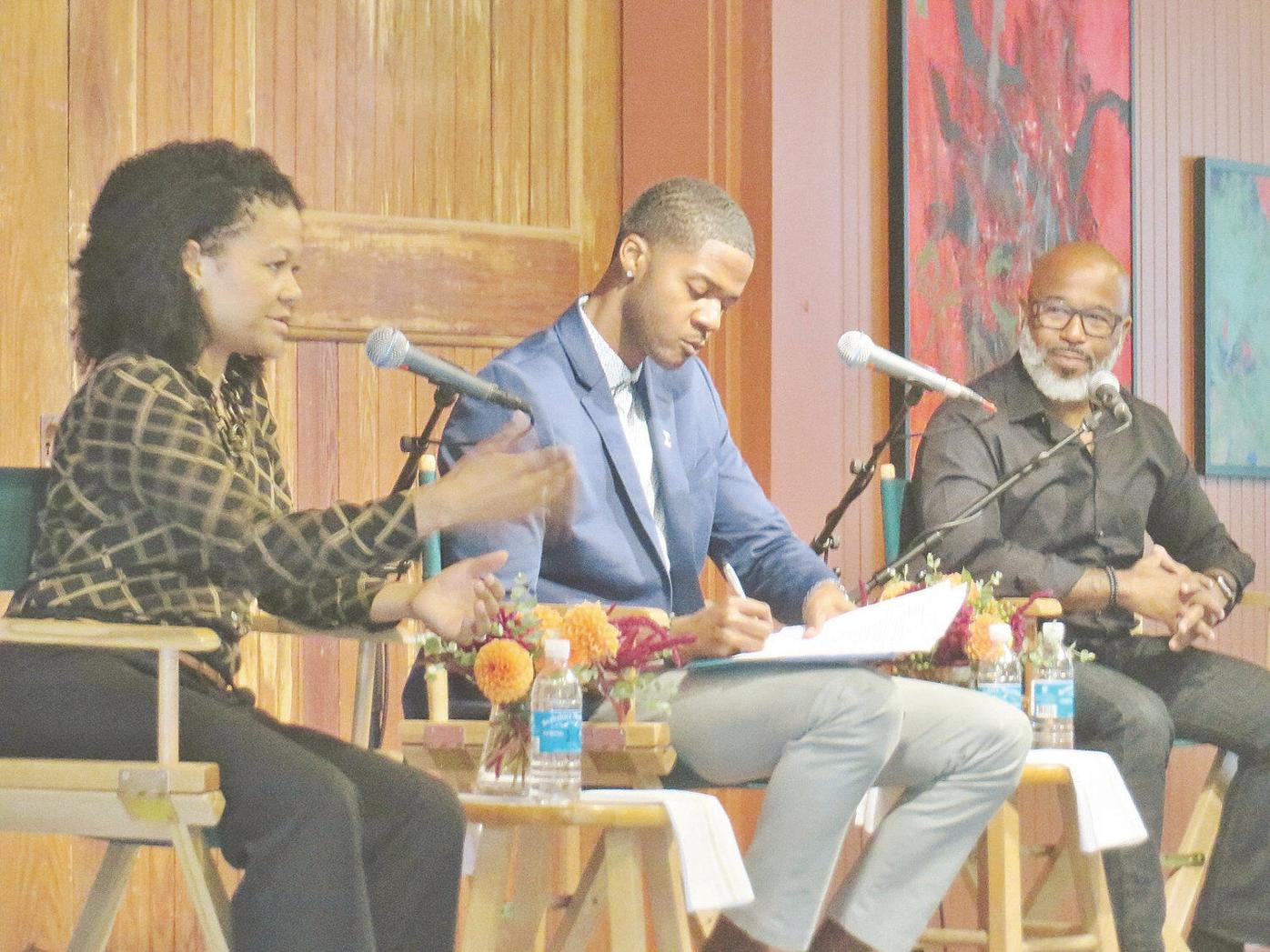 REPRESENT! forum at The Mount highlights need for more diversity in everyday life