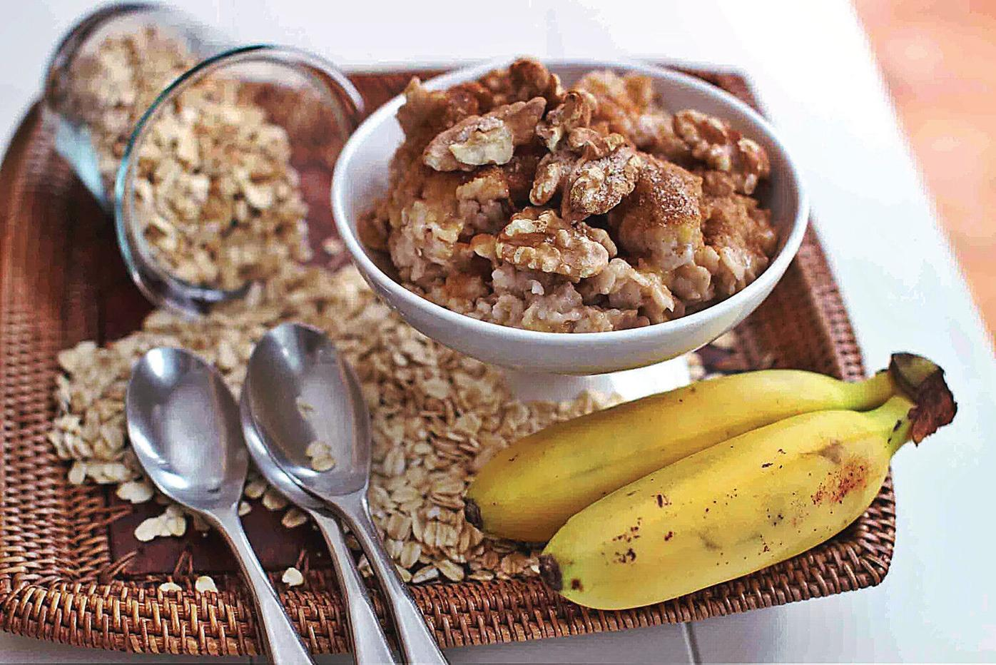 Oatmeal - divine, simple and nutritious