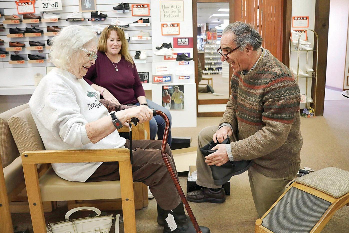A few final steps remain before longtime Pittsfield shoe store closes
