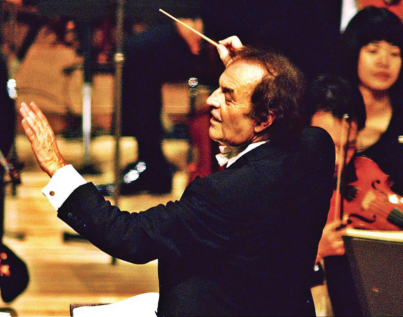 BSO cuts ties with conductor Dutoit, a longtime fixture at Tanglewood