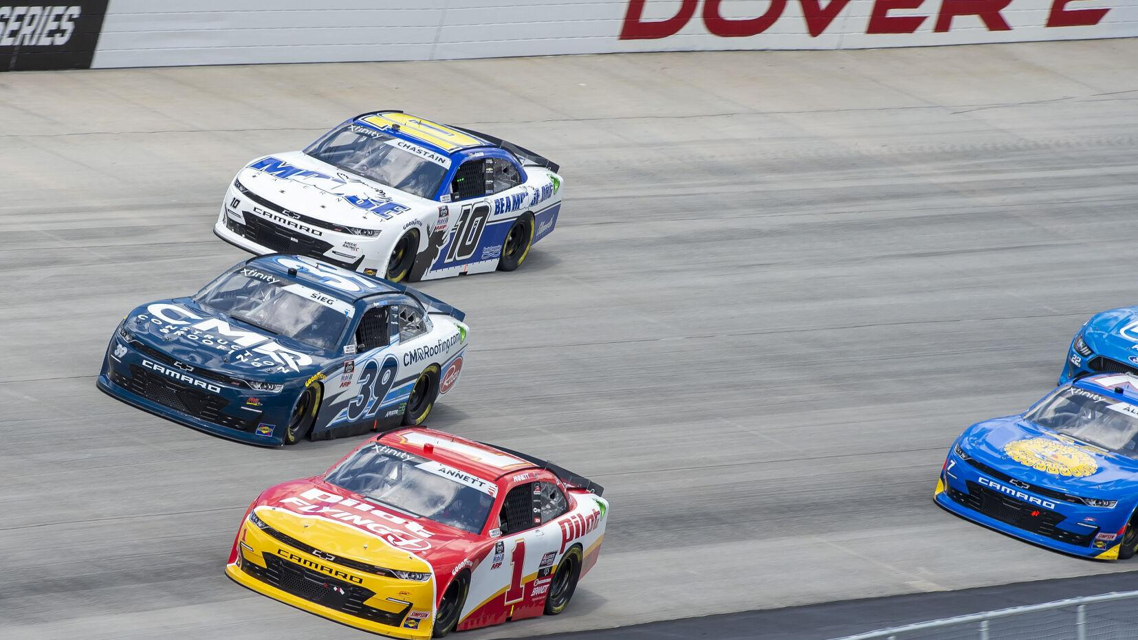 Fuel disruptions did not cause NASCAR to postpone upcoming race