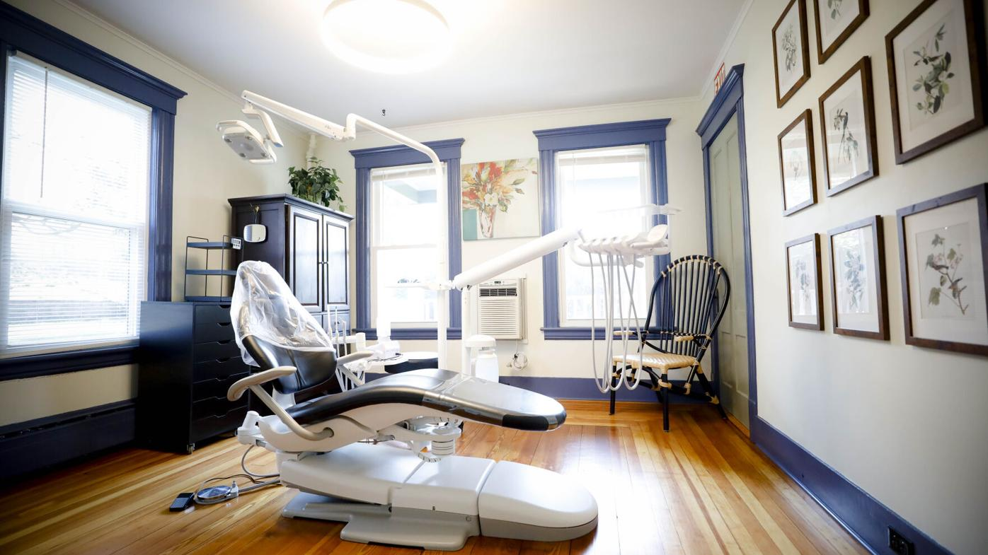 A modern dental practice with small-town vibe