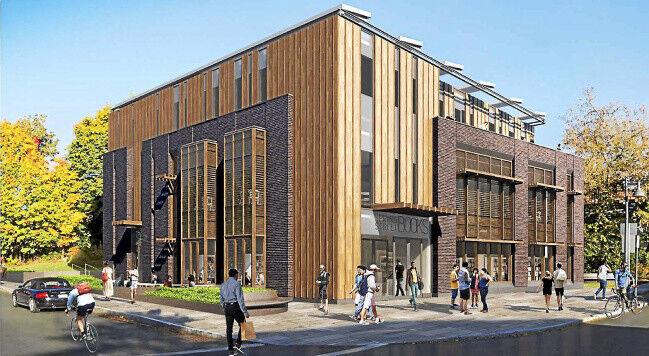Williams College set to build $10 million bookstore on Spring Street