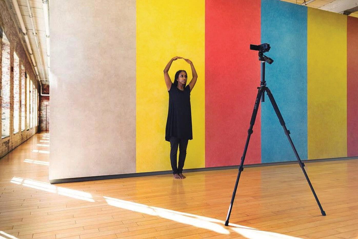 Artists in residence given freedom to work at Mass MoCA