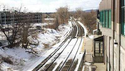 Pittsfield RR Tracks