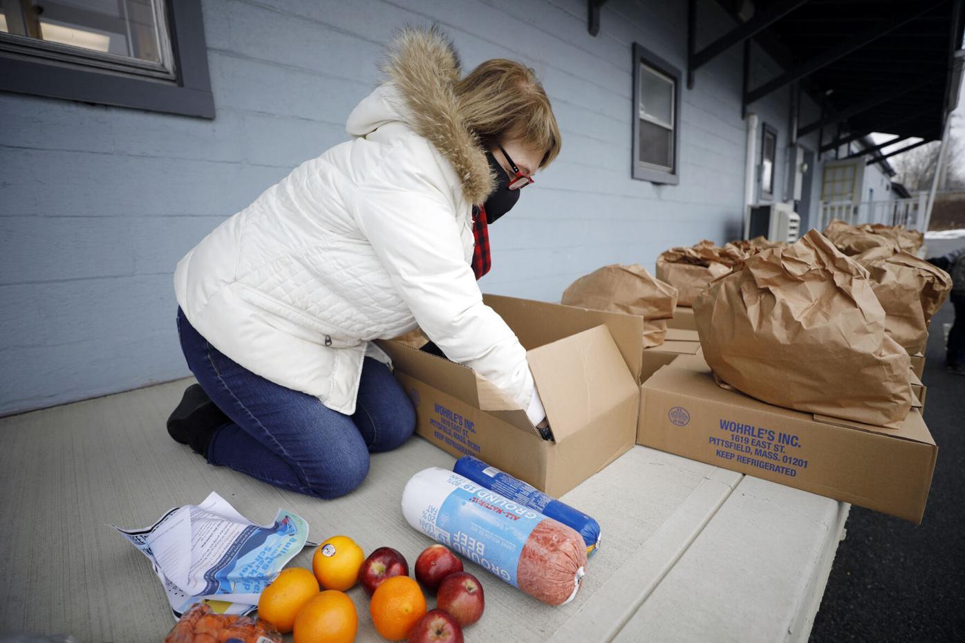 BCAC Food Distribution