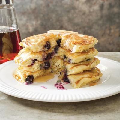 Grab the kids and make some pancakes