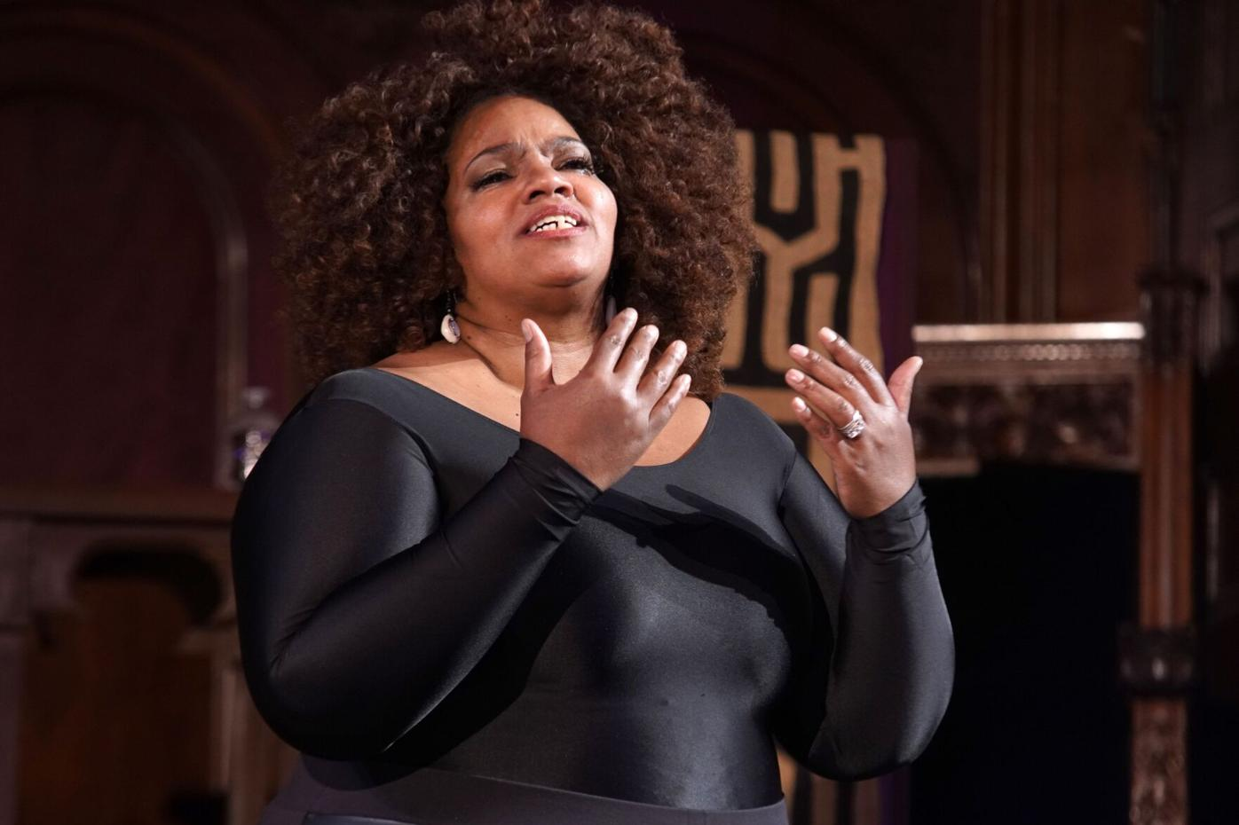 """Debra Ann Byrd will star in her one-woman theatrical drama """"Becoming Othello: A Black Girl's Journey"""""""