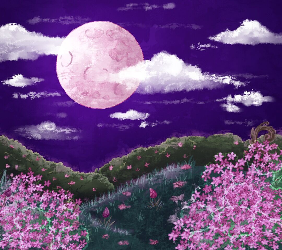 'Once in a Full Moon'
