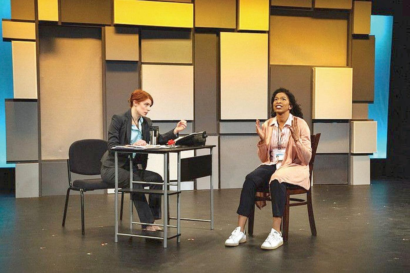 Theater review: Some ups, some not-so-ups in Barrington Stage Company's Ninth 10X10 New Play Festival