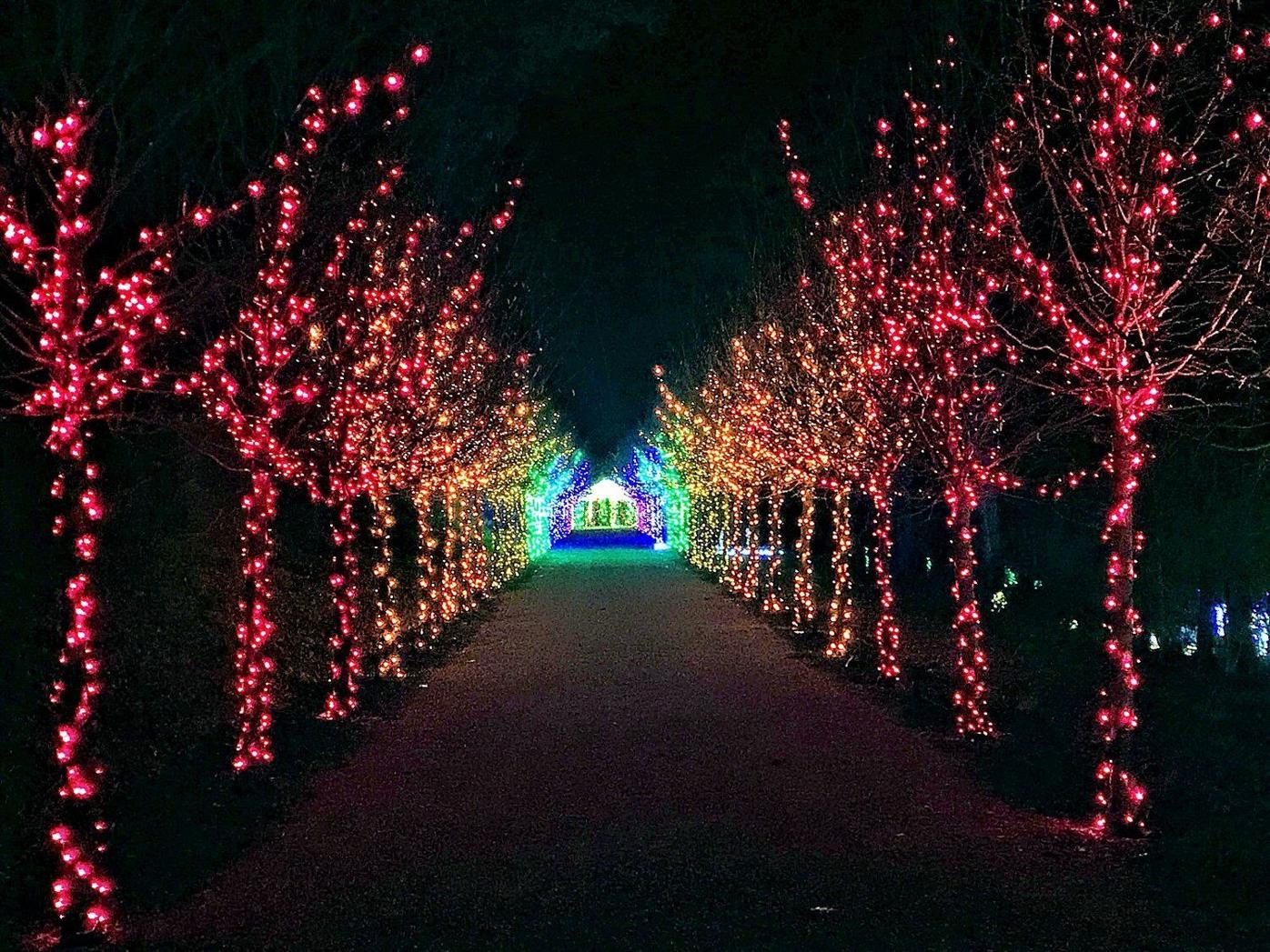 Winterlights: Naumkeag doubles down on holiday spirit