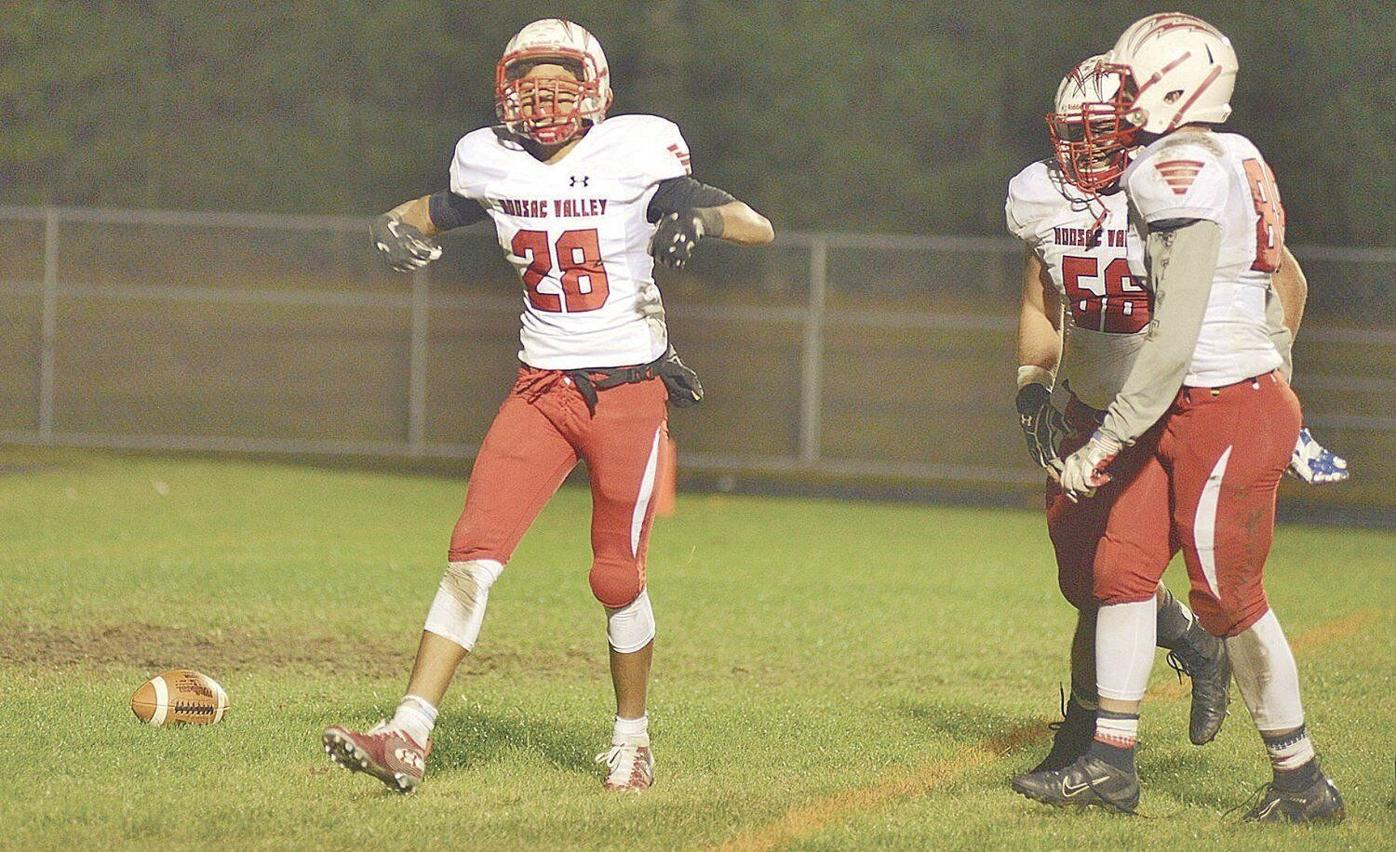 Playoff push continues for area high school football teams in Week 7