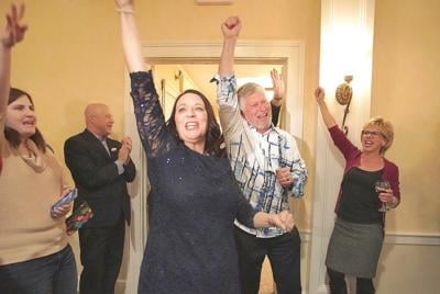 Tyer wins second term as mayor of Pittsfield