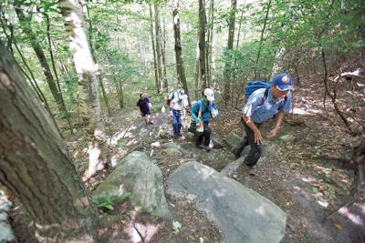 Cheshire aims for tent-only overnight camping spot on Appalachian Trail by May 1