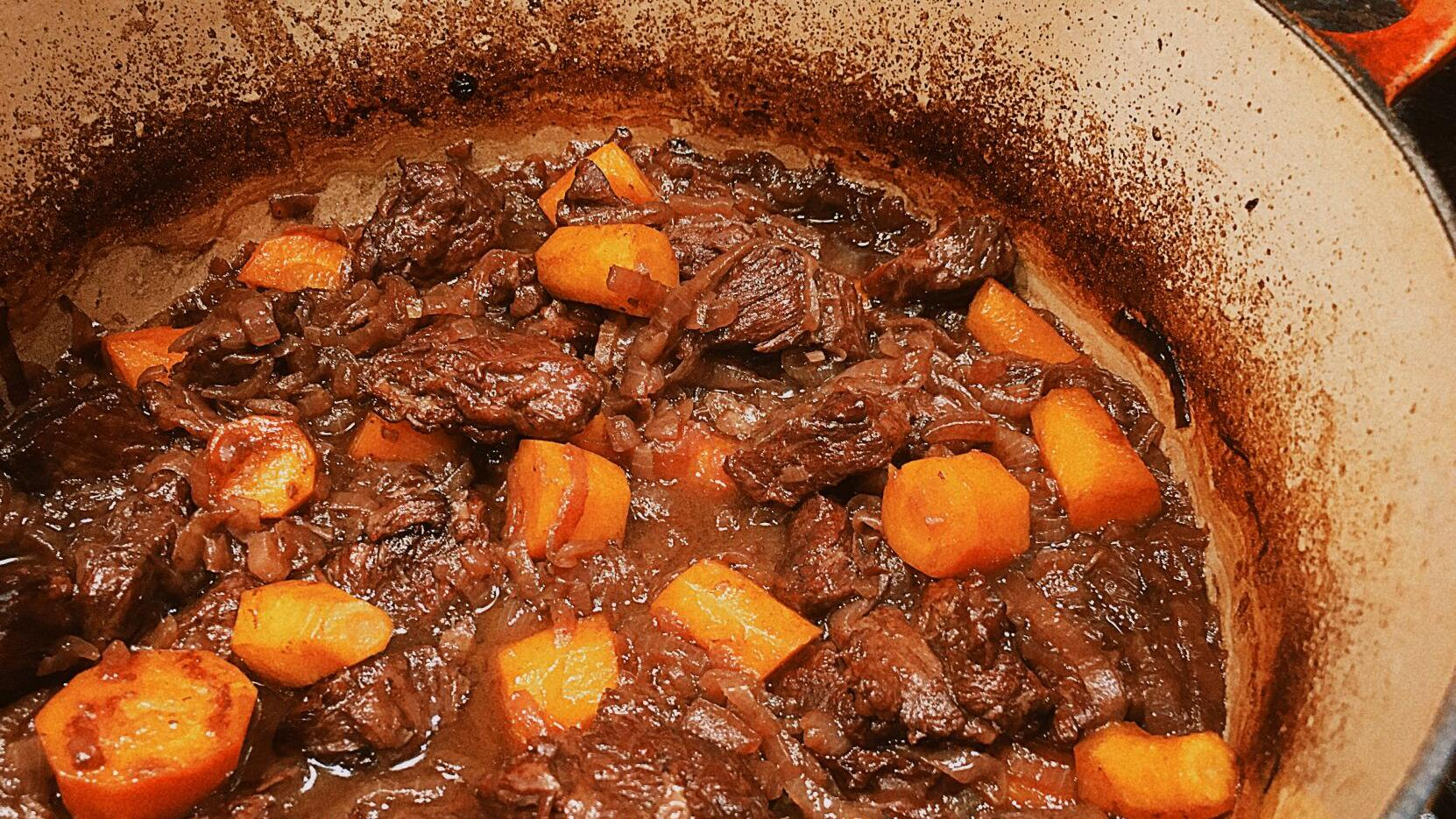 Elizabeth Baer: Warm the house with a long braise and a hearty beef stew