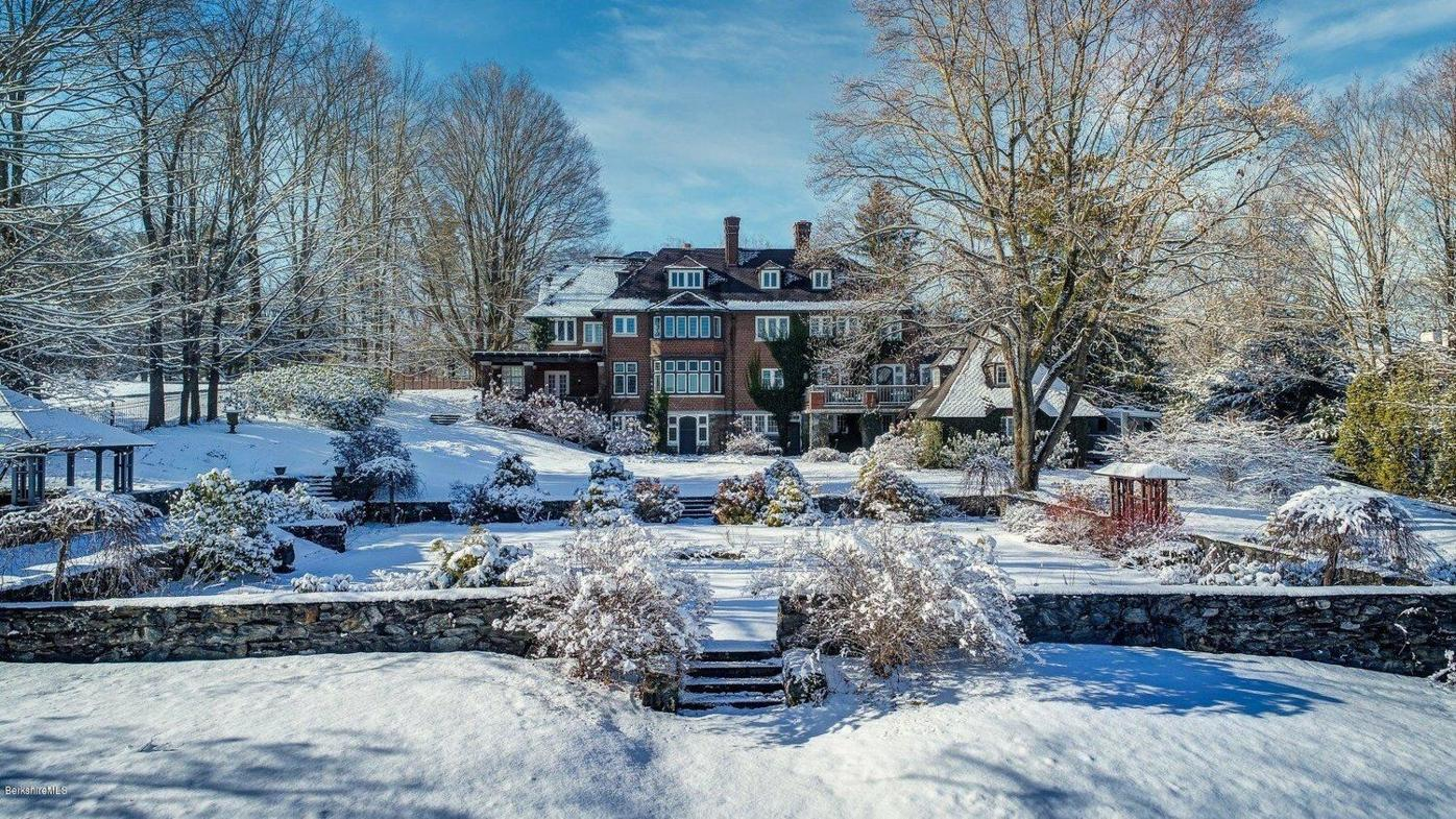Morewood, Gilded Age mansion in Pittsfield, for sale at $1,995,000