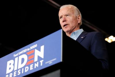 Caroline Kennedy backs Biden, calls him Democrats' best bet
