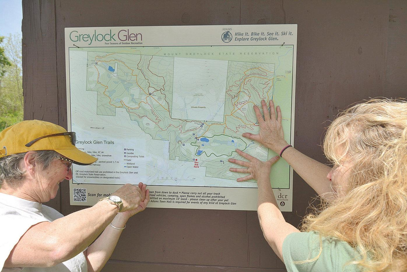 New maps detail years of trail-building at Greylock Glen