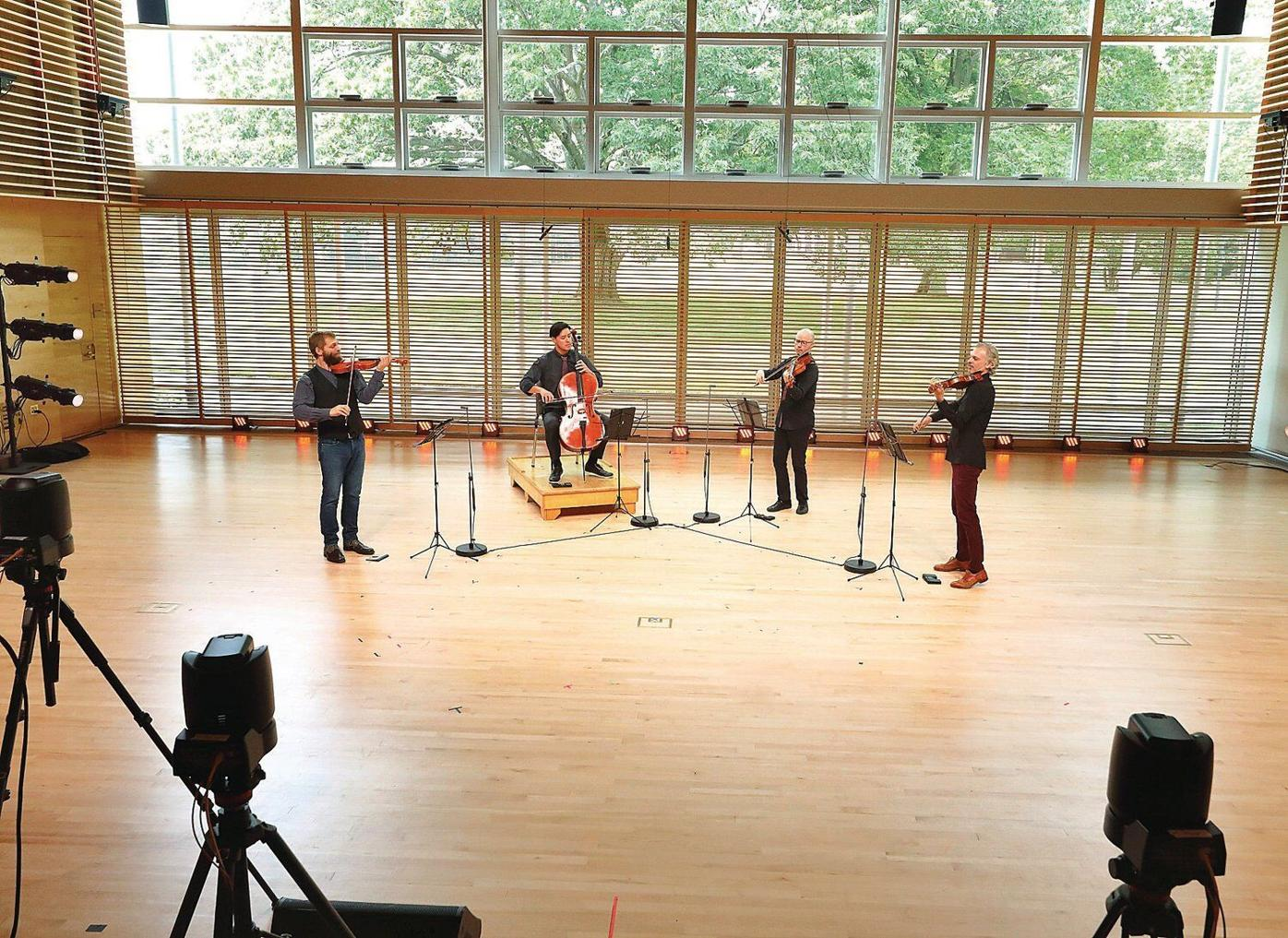 Tanglewood review: Season of mixed blessings with almost-too-perfect concert recordings