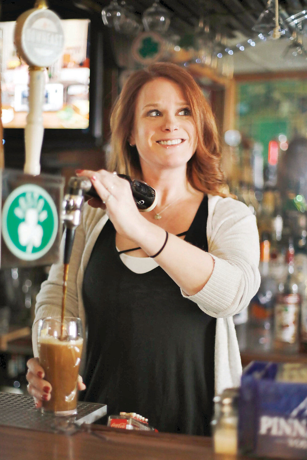 Straight Up with Nikki Frambach of O'Laughlin's Pub
