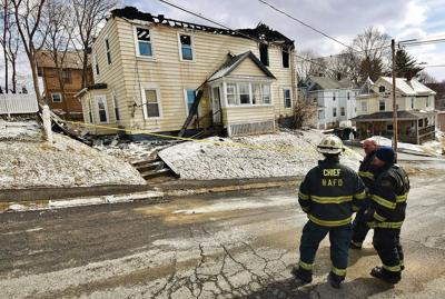 2 residents displaced after early morning North Adams fire