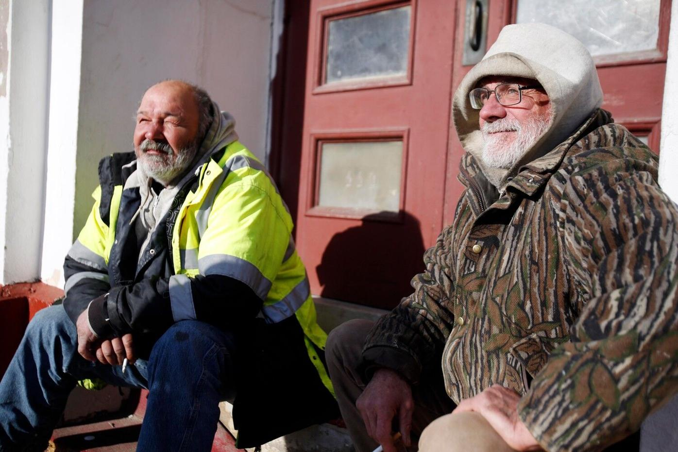 With state funds frozen, local shelters have fewer beds to offer this winter