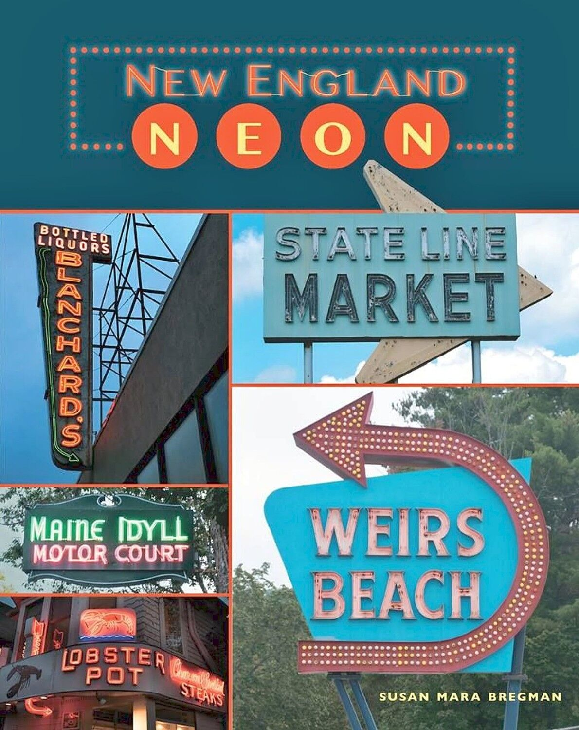 'Neon detective' documents signs