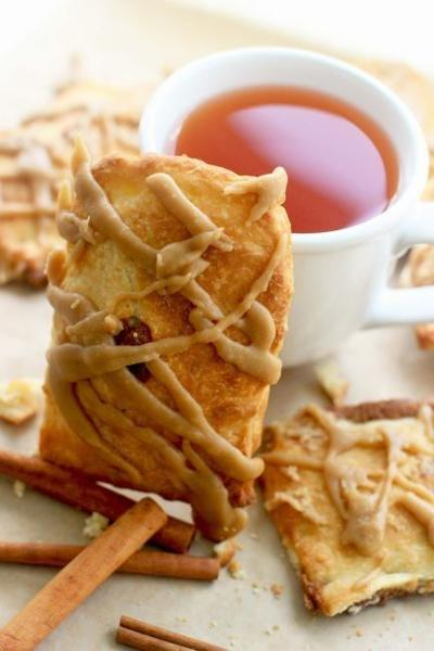 Homemade toaster pastries take breakfast to a new level