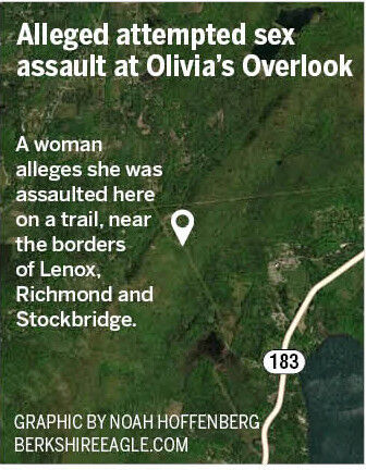 Out on bail in rape attempt, man allegedly attacks woman on Stockbridge trail