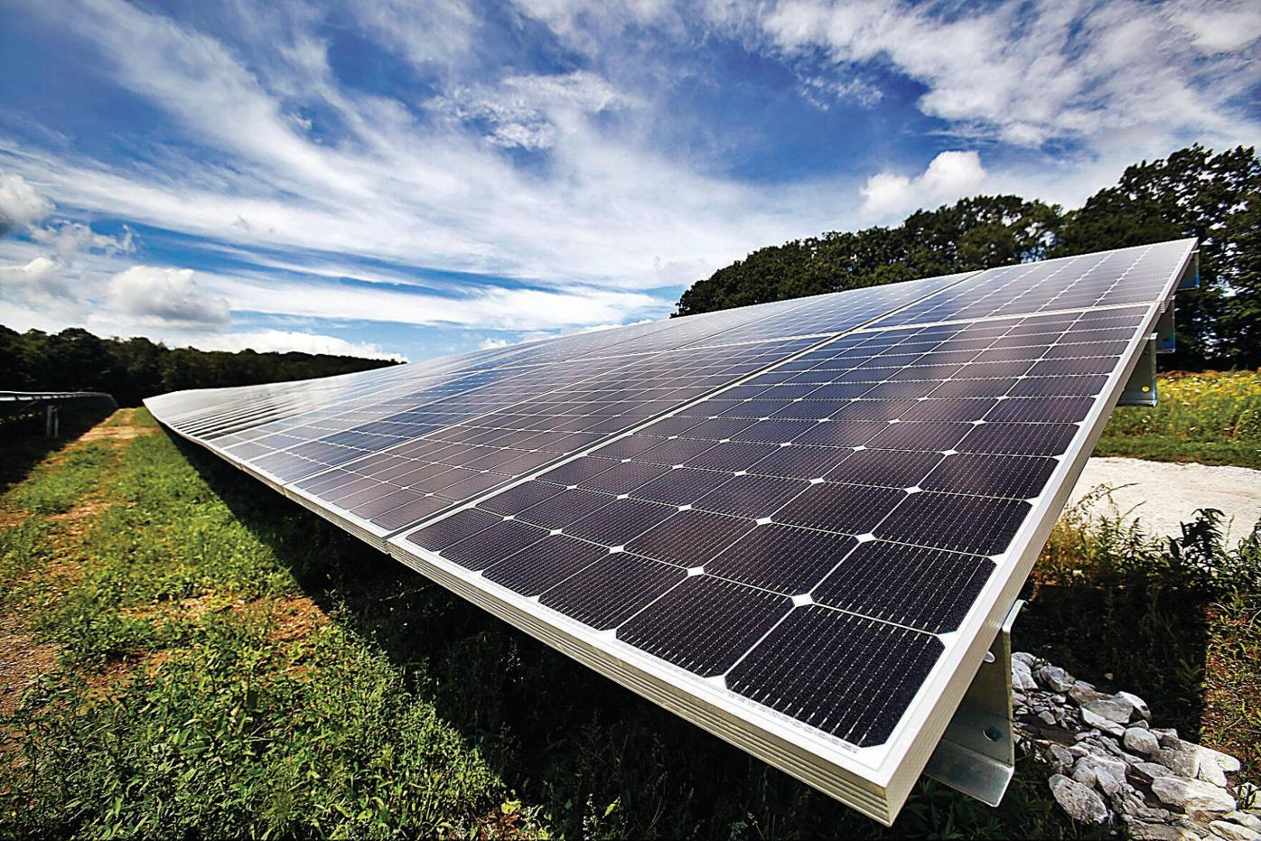 Grid strained by new solar farms
