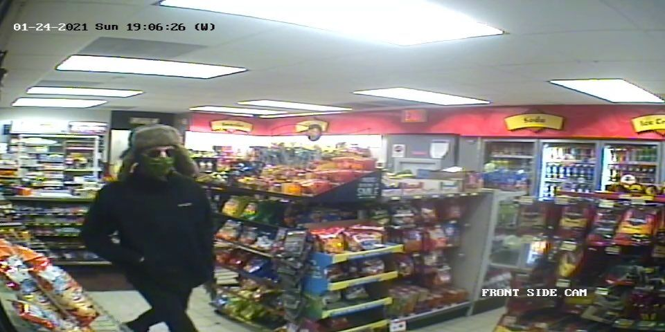 Pittsfield robbery suspect