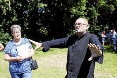 Director expresses interest in Sheffield UFO story