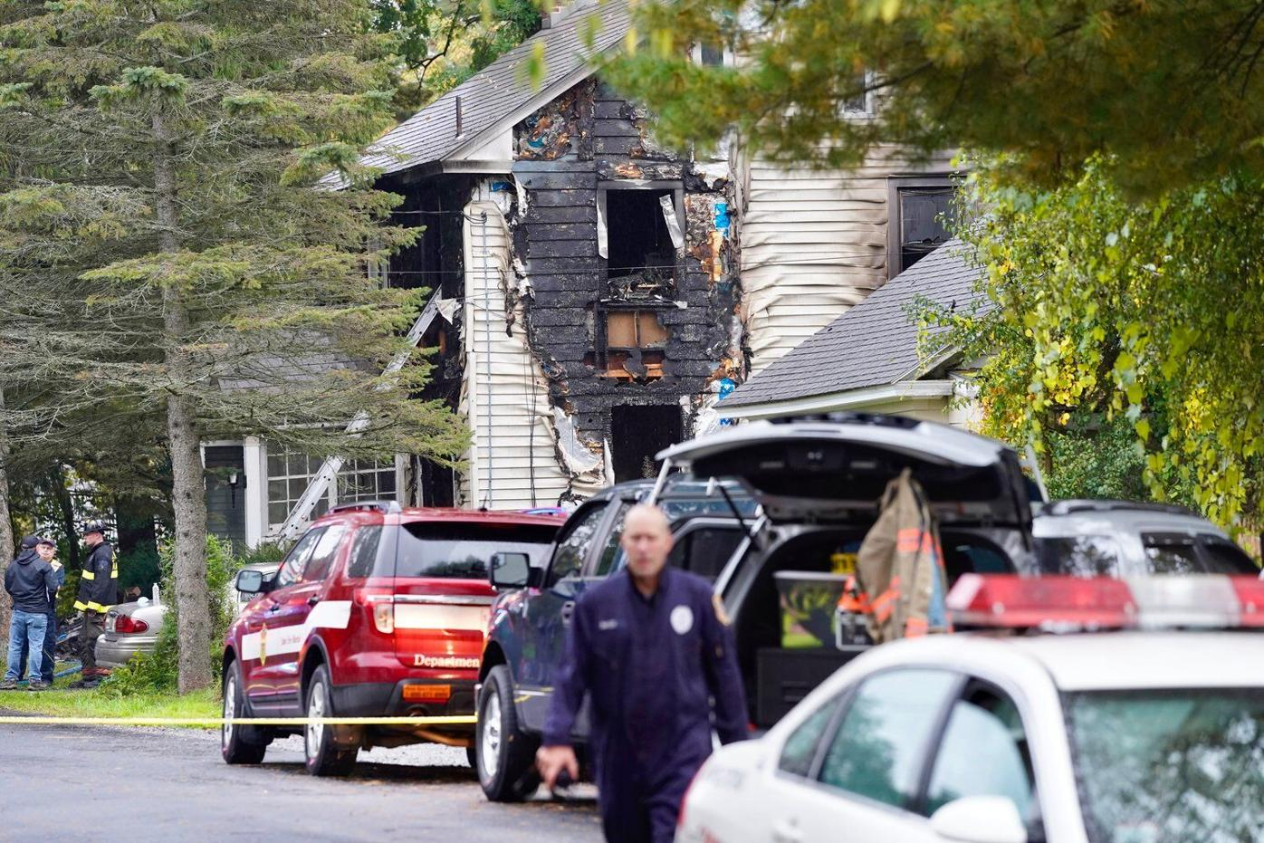 Couple killed in overnight Pittsfield house fire 'were really great neighbors'