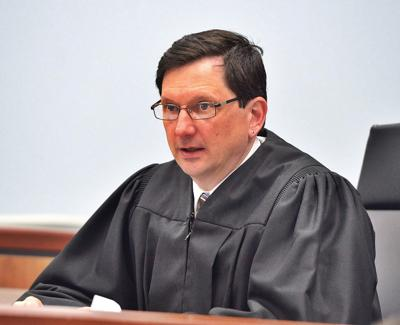 Civil suit: Job lost because of objections to judge's sexual advances