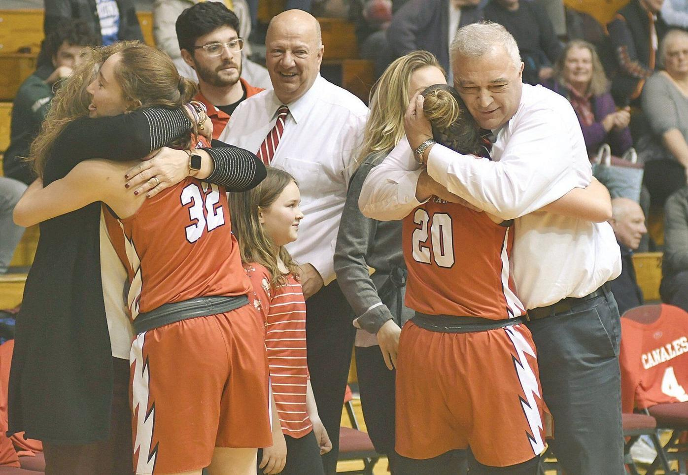 Ron Wojcik told by district he will not return as girls basketball coach at Hoosac Valley