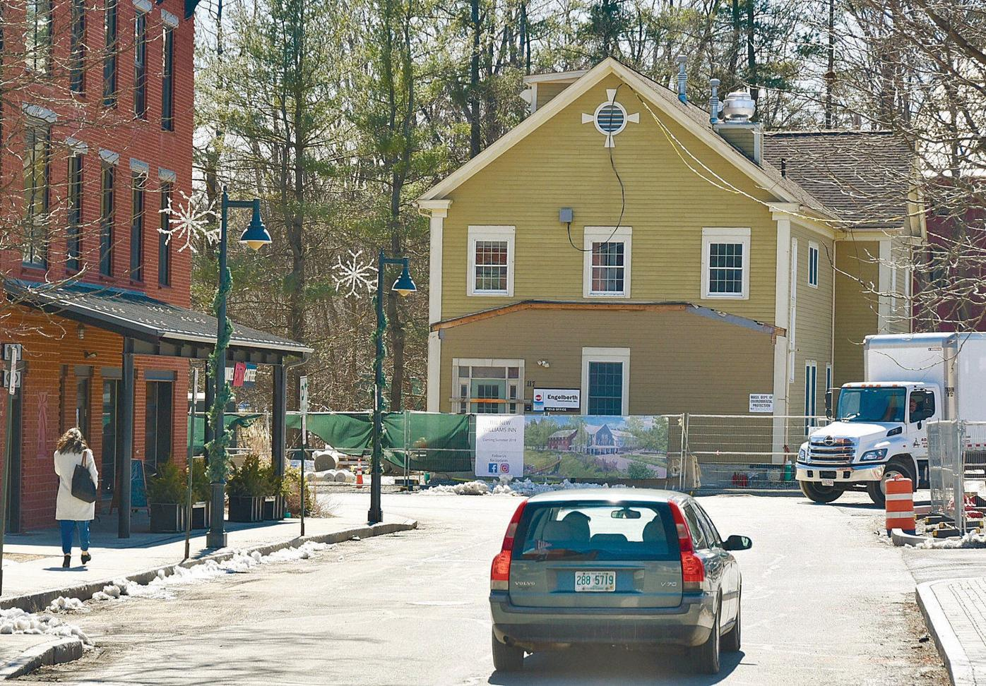 Final stages near for new Williams Inn project