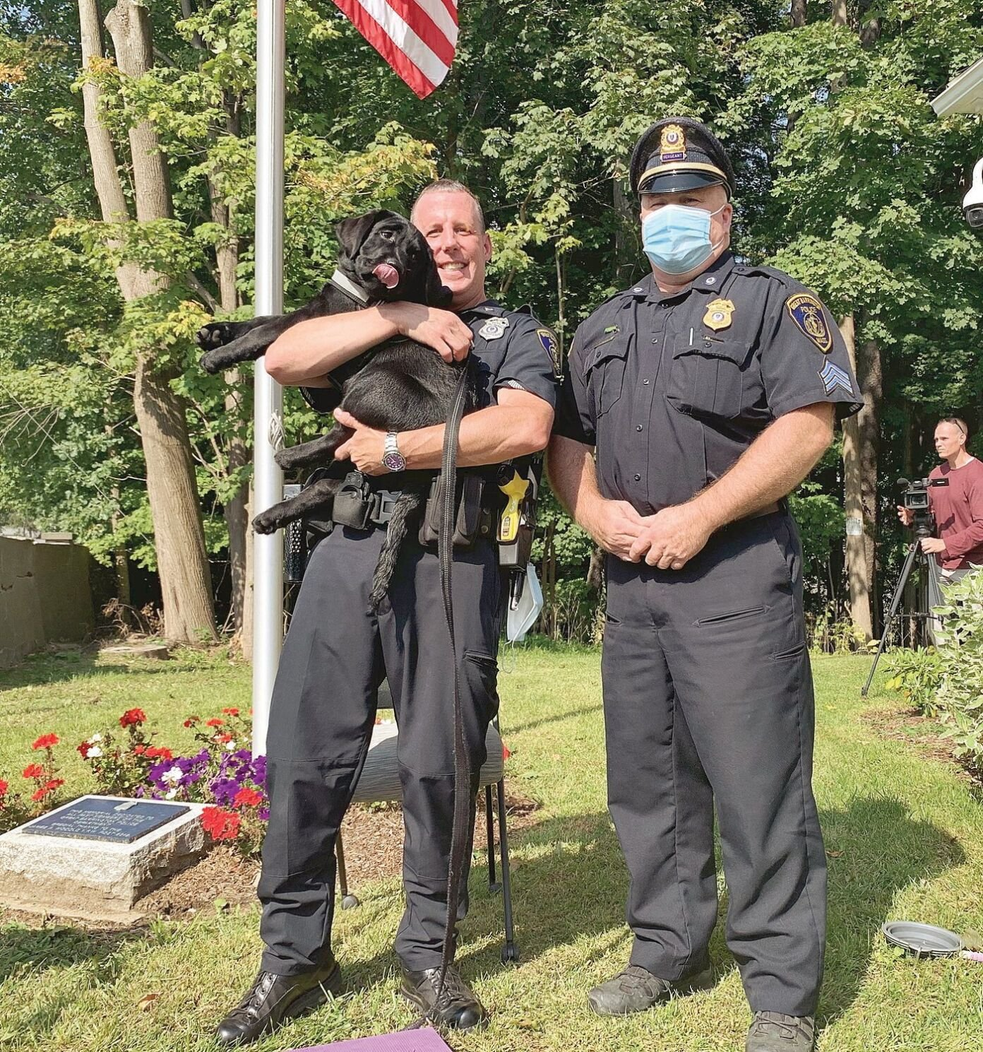 In Great Barrington, Beko is on the beat to combat stress