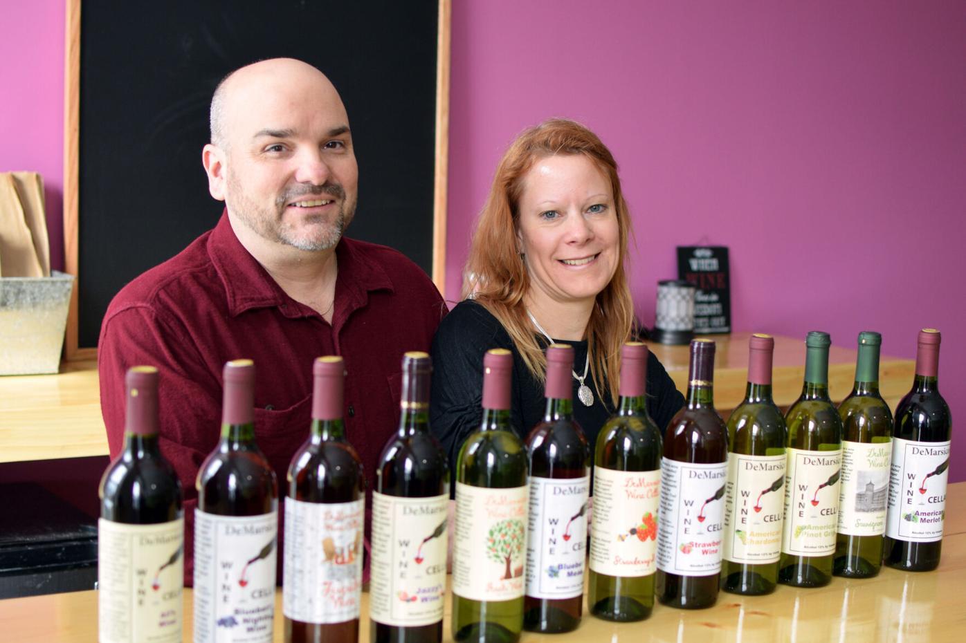 DeMarsico's Wine Cellar