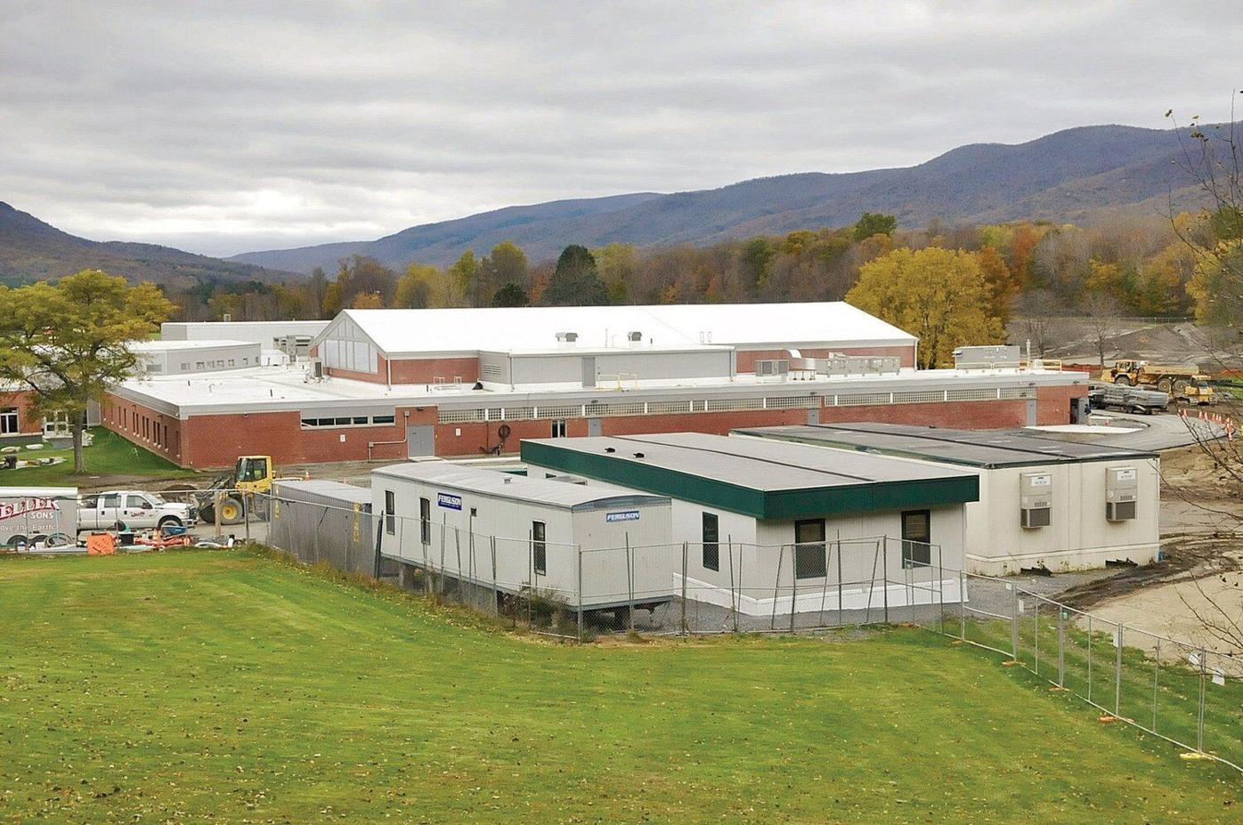 Sewer gas prompts closure of Mount Greylock Regional on Friday, Monday