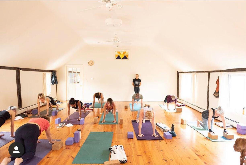 Yoga GB Closes